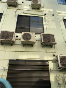 中野区 エアコン入れ替え