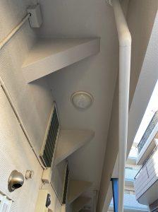 豊島区LED照明器具、アパート照明器具交換