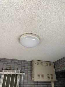 杉並区アパート共用部 LED照明交換