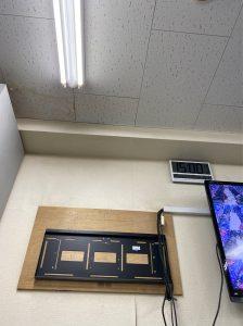 中野区テレビ壁掛け,TV壁掛け