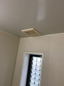 練馬区浴室換気扇交換,練馬区換気扇交換