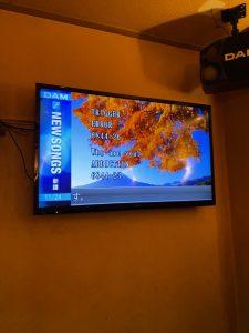 練馬区 テレビ壁掛け、TV壁掛け