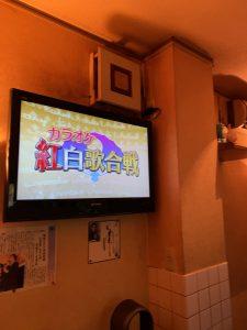 中野区 テレビ壁掛け、TV壁掛け、テレビ天吊り、TV天吊り