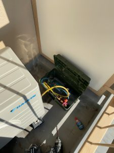 中野区エアコン設置、中野区エアコン工事、中野区エアコン取り付け
