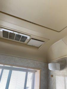 杉並区換気扇交換、杉並区浴室換気扇交換