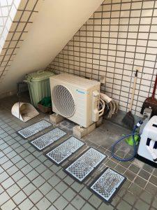 三鷹市隠蔽配管工事、隠蔽配管は東京エアコン工事センターへ