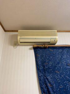 三鷹市エアコン工事、三鷹市エアコン設置、三鷹市エアコン入れ替え