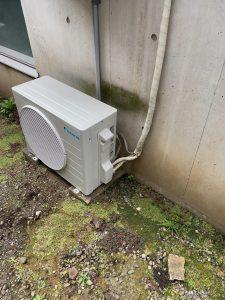 不動産管理 エアコン入れ替え、不動産案件エアコン入れ替え