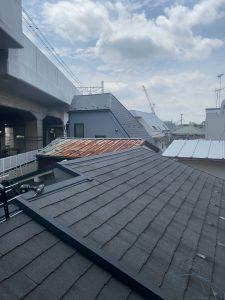 東京都地デジBSCSアンテナ工事
