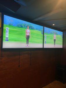 東京都テレビ壁掛け65型