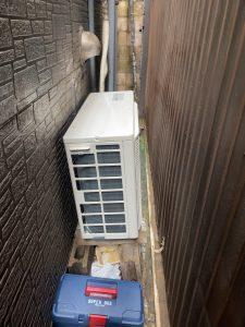 板橋区業務用エアコン入れ替え、業務用エアコン入れ替え