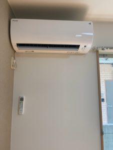 練馬区エアコン設置、練馬区 エアコン工事