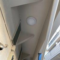 豊島区 アパート共用部照明交換 LED共用灯交換