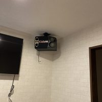 中野区テレビ壁掛け工事,中野区テレビ天吊り工事