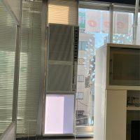 中野区窓用エアコン