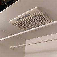 中野区マンション 浴室乾燥機、換気扇
