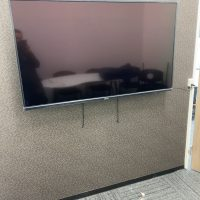 千代田区テレビ壁掛け、千代田区モニター壁掛け