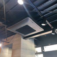 武蔵野市業務用エアコン工事、家庭用エアコン工事