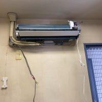 世田谷区エアコン隠蔽配管設置、世田谷区エアコン隠蔽配管工事